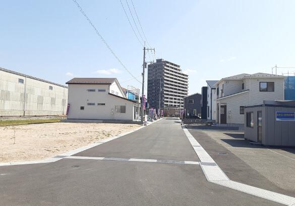 駅近タウン「寺家」-好評分譲中-01